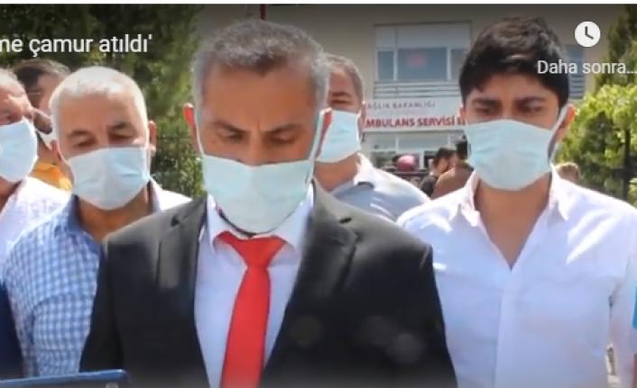 """Sağlık Sen """"Mobbing Var"""", Türk Sağlık Sen """"Sendika idare üzerinde baskı kurmaya çalışıyor"""""""