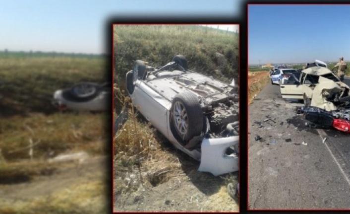 Araç takla attı: Çok sayıda sağlık çalışanı yaralandı!