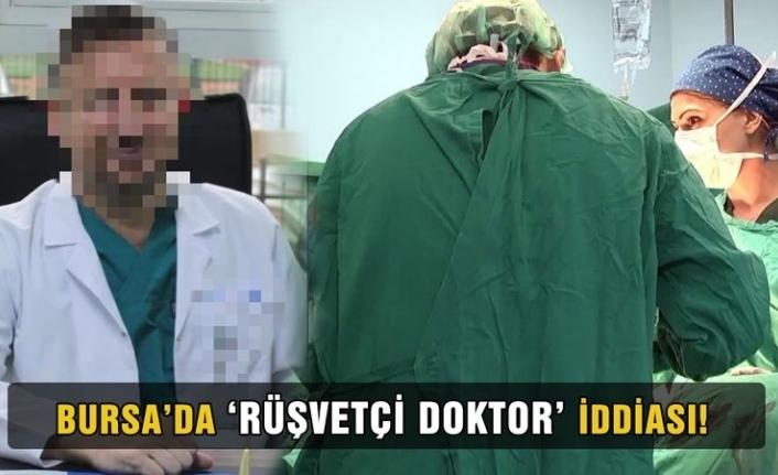 Rüşvet Aldığı Söylenen Doktor Önce Gözaltı Sonra Tutuklandı