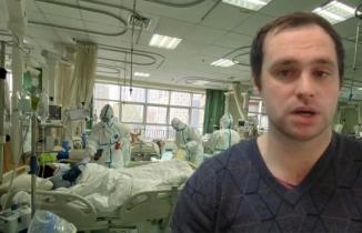 İngiliz adam, koronavirüsü nasıl yendiğini açıkladı